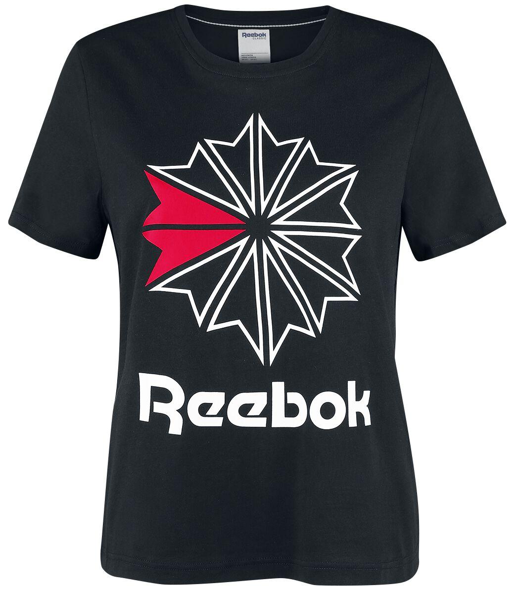 Image of   Reebok GR Tee Girlie trøje sort