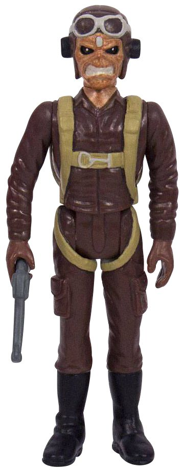 Image of   Iron Maiden Aces High (Pilot Eddie) Actionfigur Standard