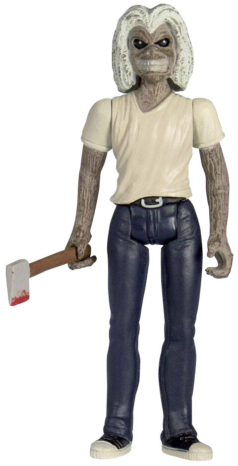 Image of   Iron Maiden Killers (Killer Eddie) Actionfigur Standard
