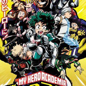My Hero Academia Season 1 Maxi Poster 61 x 91.5cm