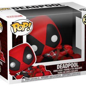 Figurine Pop! Deadpool Déguisé (Marvel) - Deadpool