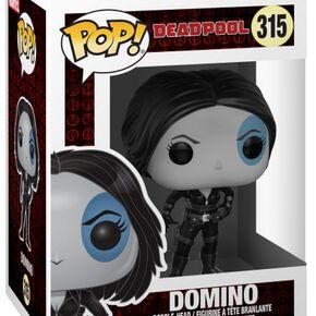 Figurine Pop! Deadpool Déguisé (Marvel) - Domino