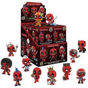 Deadpool Mystery Mini Blind 1 Figurine de collection Standard