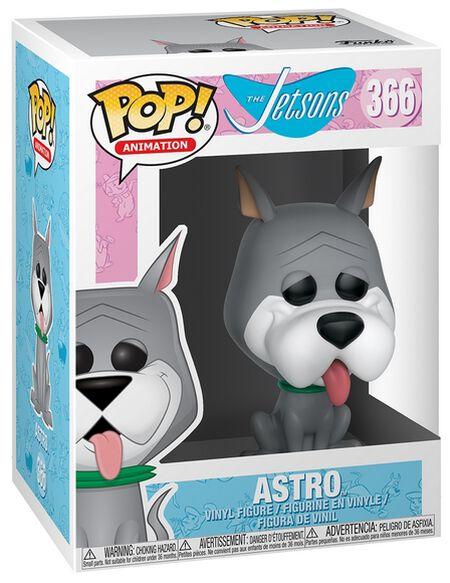 Figurine Pop! Les Jetson - Astro