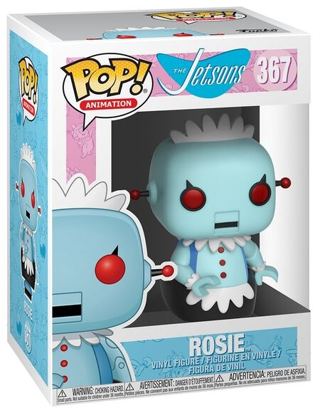 The Jetsons Jetsons - Rosie Vinyl Figur 367 Sam...