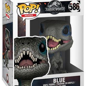 Figurine Pop! Jurassic World 2 - Blue (Nouvelle Pose)