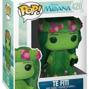 Figurine Pop! Vaiana : La Légende du bout du monde (Disney) - Te Fiti