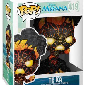 Figurine Pop! Vaiana : La Légende du bout du monde (Disney) - Te Ka