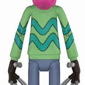 Figurine Terry le Terrifiant - Rick et Morty