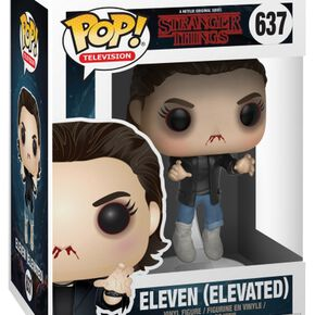 Stranger Things Figurine En Vinyle Onze (Elevated) 637 Figurine de collection Standard