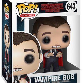Stranger Things Figurine En Vinyle Bob Vampire 643 Figurine de collection Standard