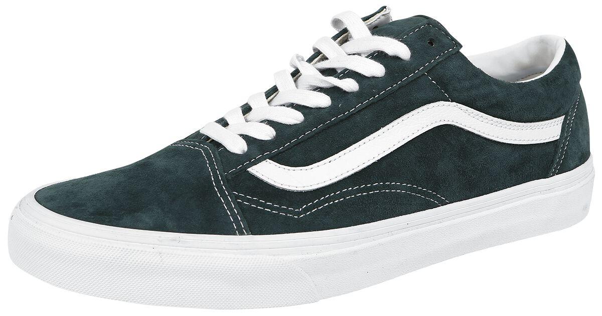 Image of   Vans Old Skool Sneakers mørk grøn