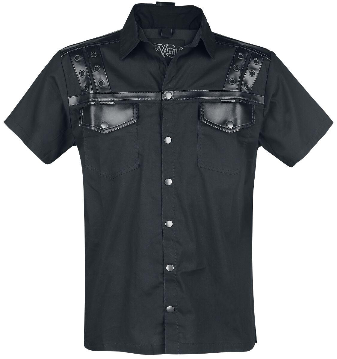 Image of   Vixxsin Aatu Shirt Skjorte sort
