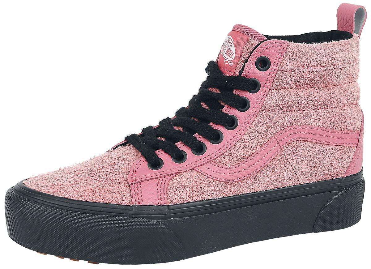 Image of   Vans SK8-Hi Platform MTE Sneakers pink