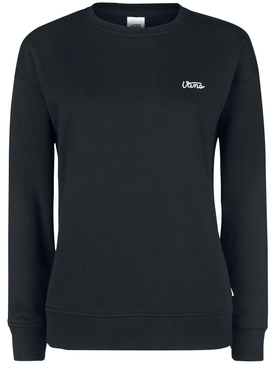 Image of   Vans Lorraine Crew Sweatshirt sort