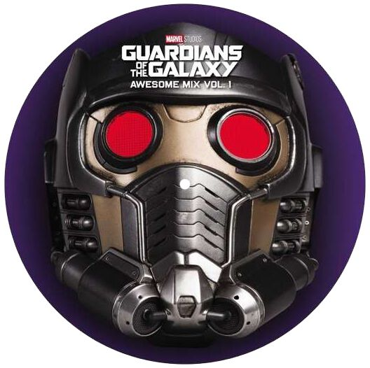Image of   Guardians Of The Galaxy Awesome Mix Vol. 1 LP standard