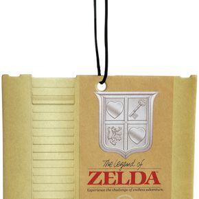 The Legend Of Zelda Cartouche En Or Désodorisant multicolore