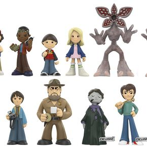 Stranger Things Mystery Mini Blind Figurine de collection Standard