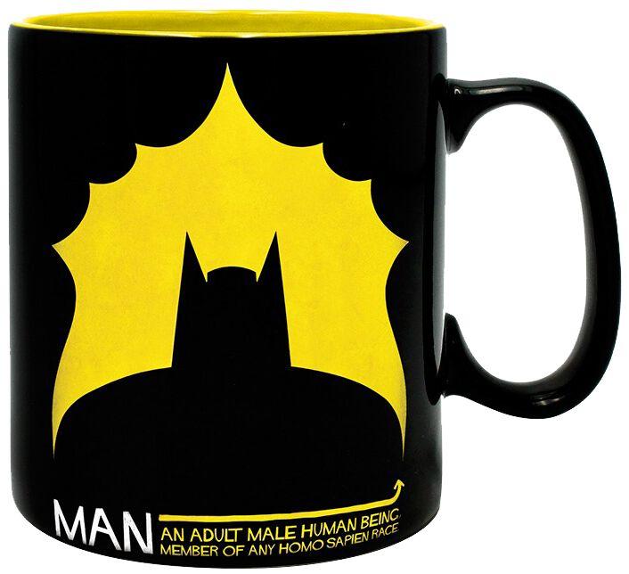 Image of   Batman Bat/Man Krus multifarvet