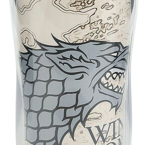 Game Of Thrones Maison Stark - Winter Is Coming Bouteille multicolore