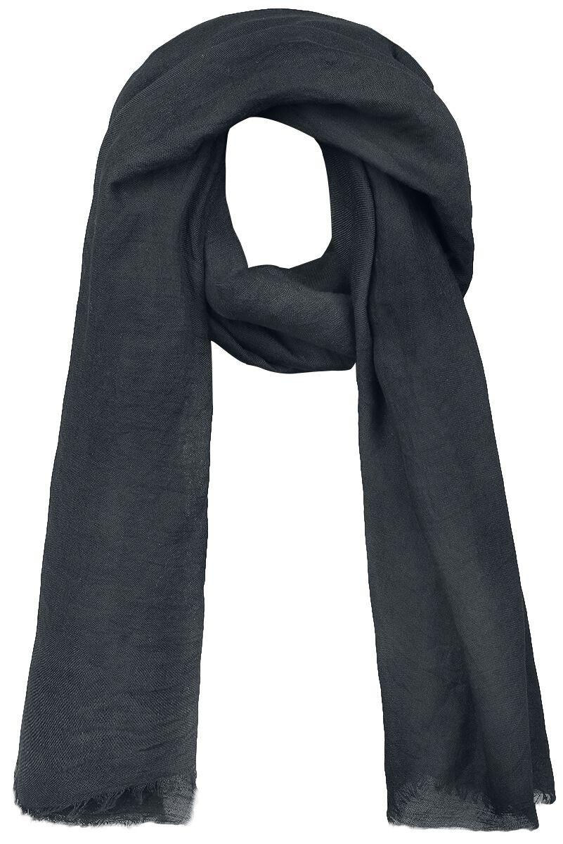 Image of   Urban Classics Black Mesh Halstørklæde sort