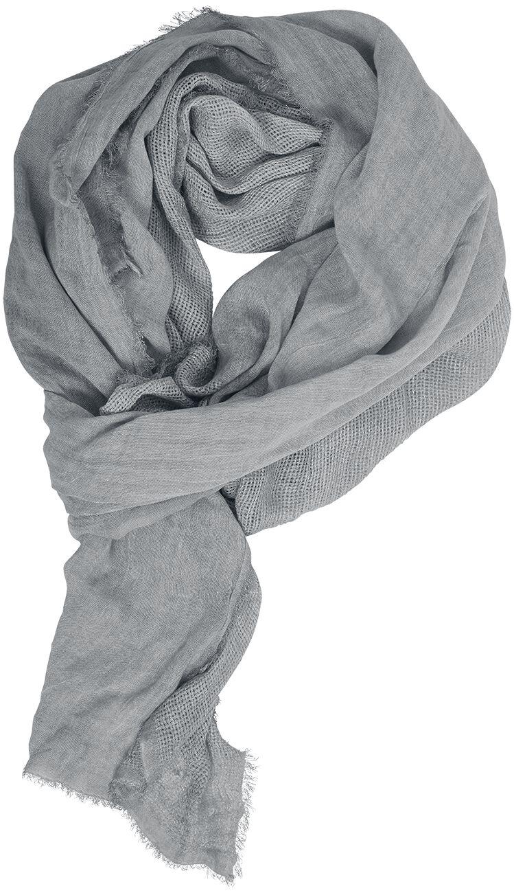 Image of   Urban Classics Grey Mesh Halstørklæde grå