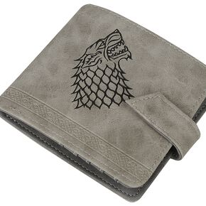 Game Of Thrones Maison Stark Portefeuille noir
