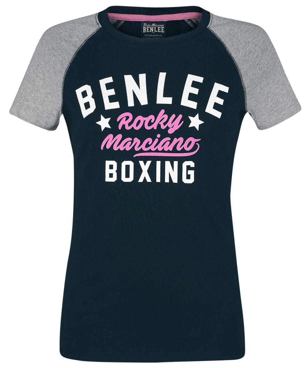 BenLee Aurora Koszulka damska granatowy