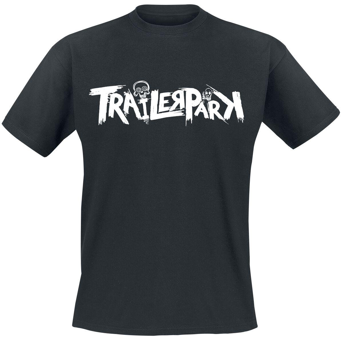 Zespoły - Koszulki - T-Shirt Trailerpark Logo 2 T-Shirt czarny - 375946
