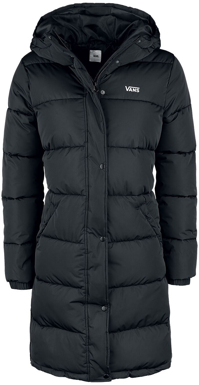Image of   Vans Southfield Puffer Jacket MTE Girlie frakke sort