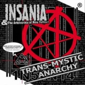 Image of   Insania Trans-mystic anarchy 2-LP & CD standard