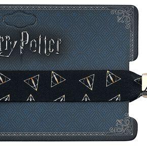 Harry Potter Les Reliques De La Mort Bracelet noir/or