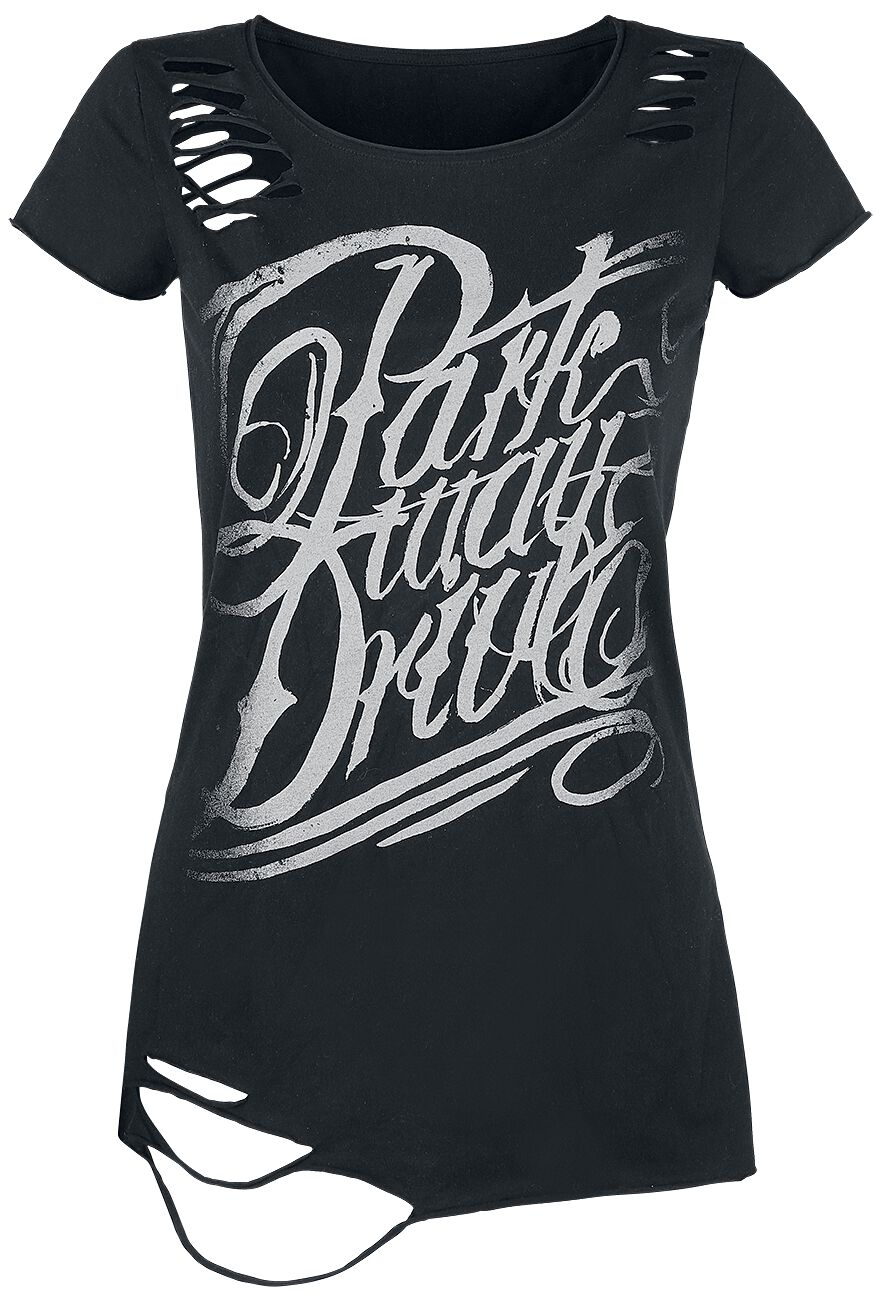 Image of   Parkway Drive EMP Signature Collection Girlie trøje sort