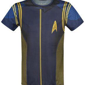 Star Trek Discovery - Costume De Premier Officier T-shirt multicolore