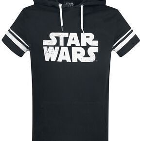 Star Wars Dark Vador T-shirt noir