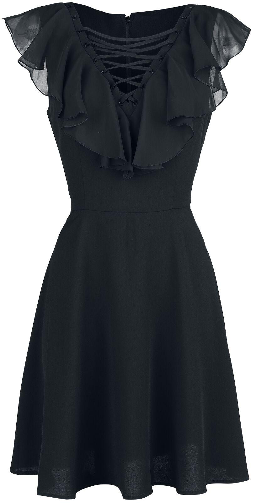 Hell Bunny Onyx Dress Sukienka czarny
