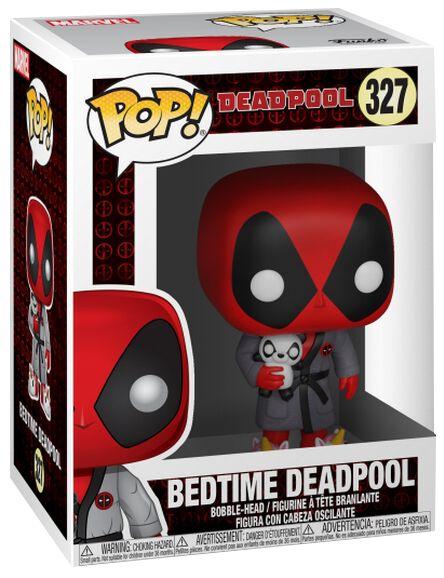 Image of   Deadpool Bedtime Deadpool Vinyl Figure 327 Samlefigur Standard