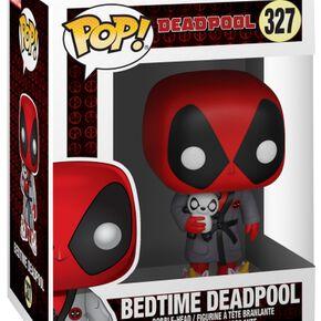 Figurine Pop! Deadpool Déguisé (Marvel) - En Robe de Chambre