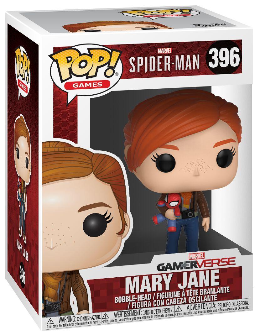 Image of   Spiderman Mary Jane Vinyl Figure 396 Samlefigur Standard