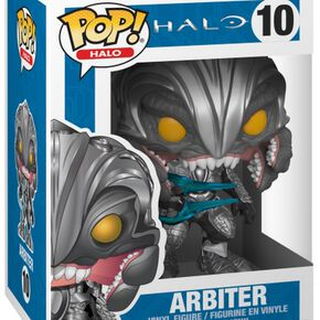 Figurine Pop! Arbiter - Halo