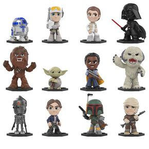 Star Wars L'Empire Contre-Attaque - Épisode V - Mystery Mini Blind Figurine de collection Standard
