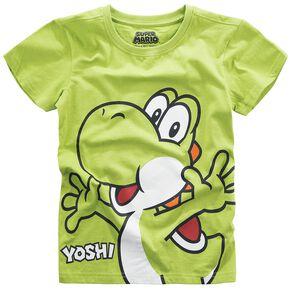 Super Mario Yoshi T-shirt Enfant vert