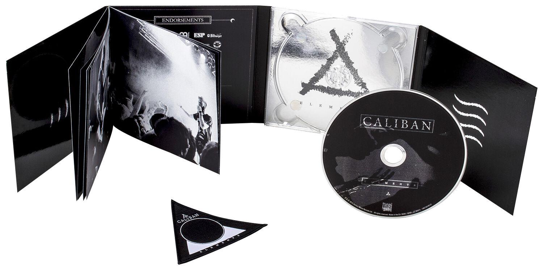 Caliban Elements CD & Patch Standard