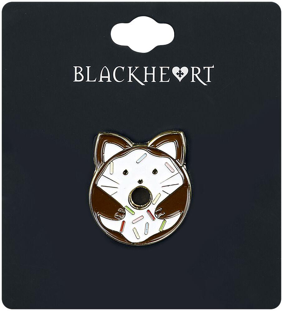 Image of   Blackheart Catnut Pin Nål Standard