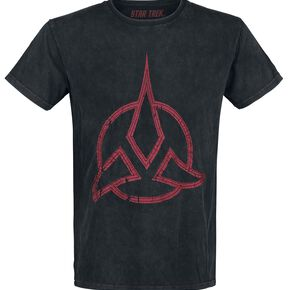 Star Trek We Are Klingons! T-shirt anthracite