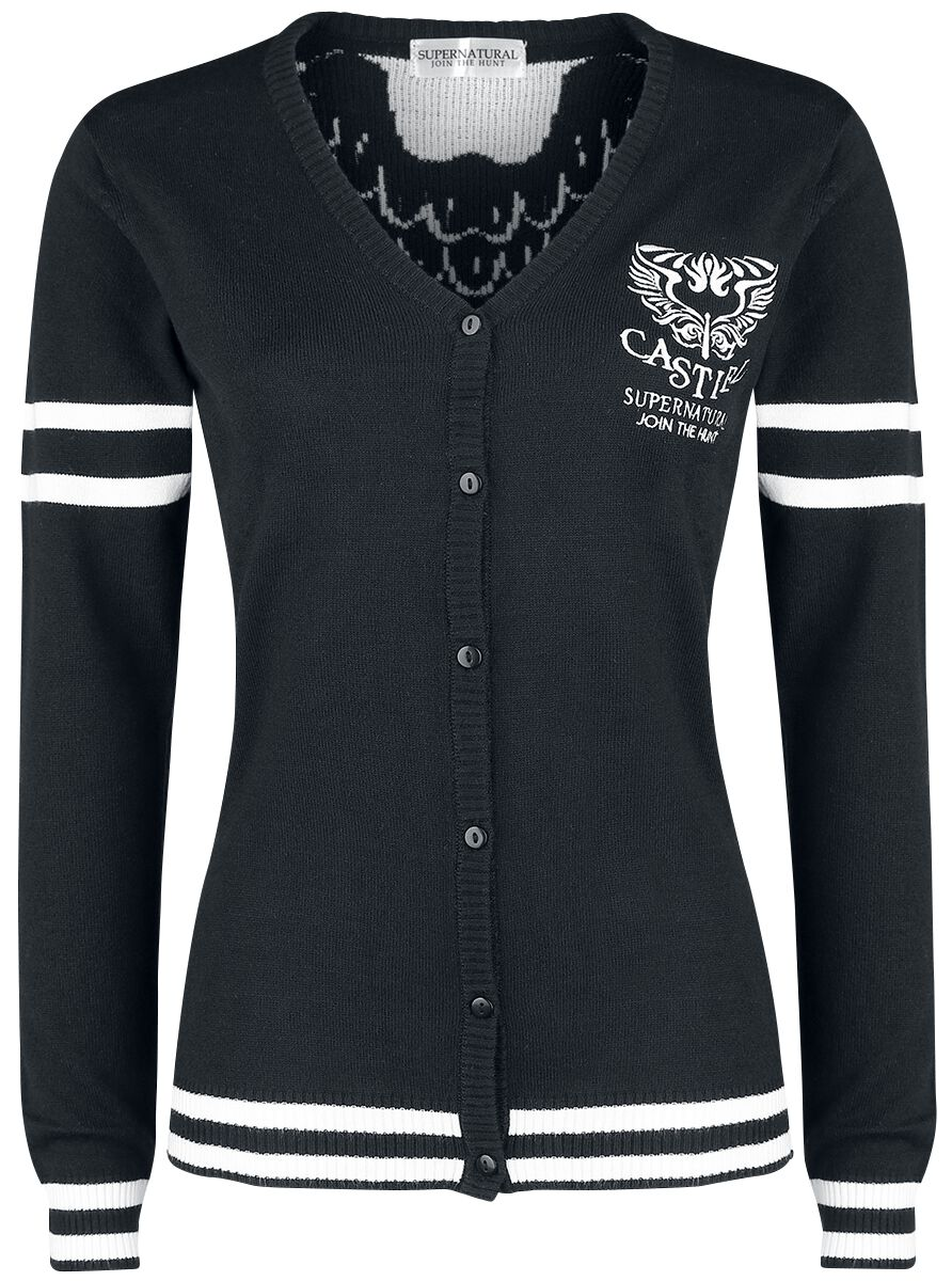 Image of   Supernatural Castiel Pigecardigan sort