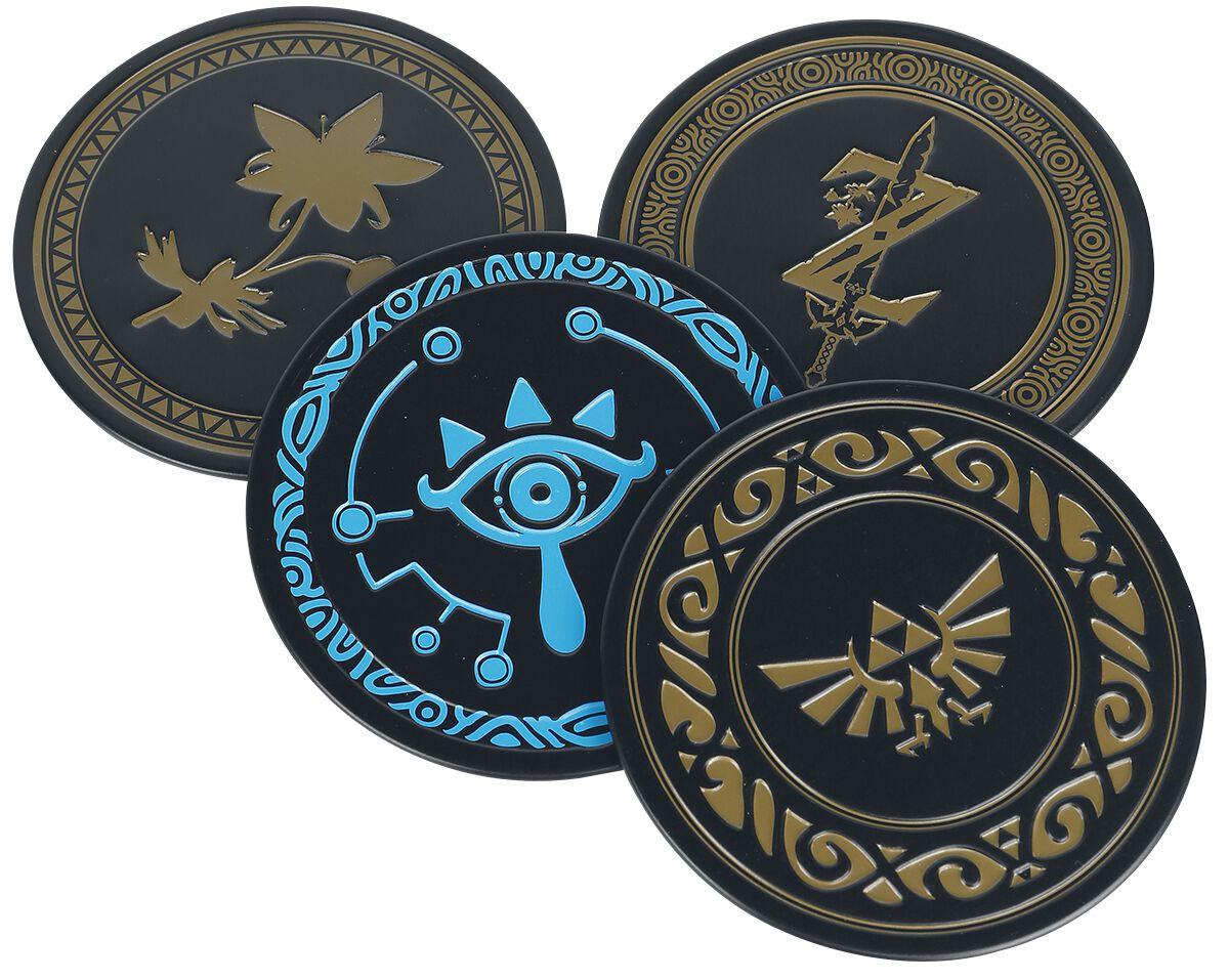Image of   The Legend Of Zelda Symbols Ølbrik Standard