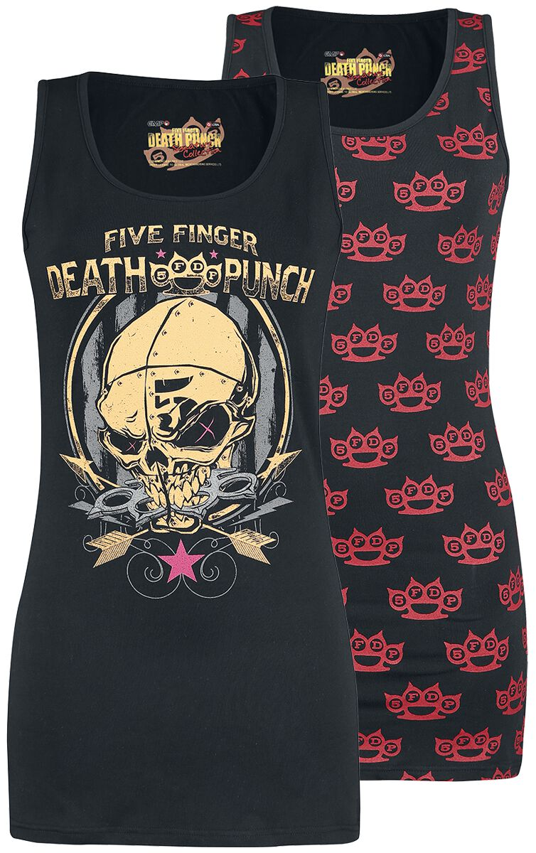 Image of   Five Finger Death Punch EMP Signature Collection Girlie top sort