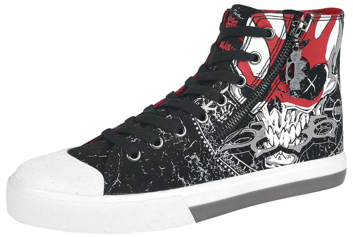 Image of   Five Finger Death Punch EMP Signature Collection Sneakers multifarvet
