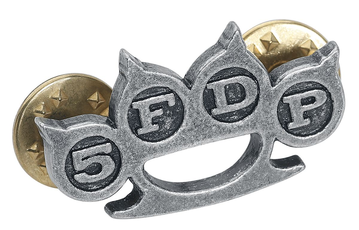 Five Finger Death Punch Knuckle Pin